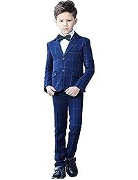 Anglememory - Juego de trajes formales para niños, 5 piezas