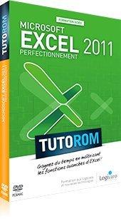 Tutorom Microsoft Excel 2011 - Perfectionnement (Tutoriel sur CD par Alice Cherbonnel)