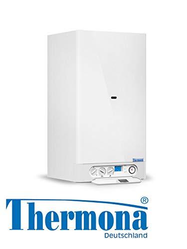 Kombitherme 20 kW Heizwerttherme Etagenheizung Kamintherme Gastherme Thermona THERM 20 CXE.AA