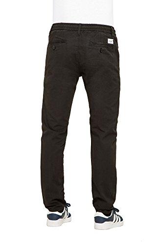REELL Pant Reflex Easy Pant Artikel-Nr.1112-001 - 02-051 Black Canvas