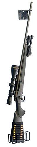 Pistolet Boomstick Accessoires Boom-10022Support n'importe où Simple Fusil de Chasse Fusil avec revêtement Vinyle en métal de Pistolet-Noir