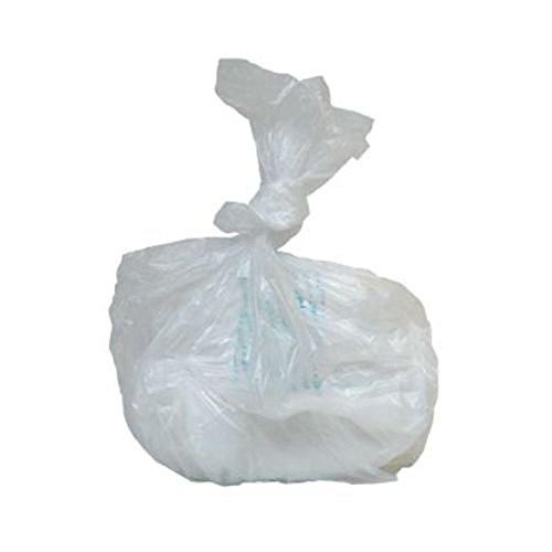 Pedal bin Müllbeutel, 100Stück weiß 280mm x 425mm x 425mm