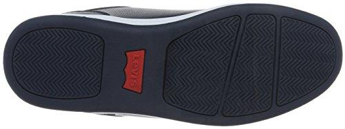 Levi's Aart Core, Chaussures Lacées Homme Bleu (17)