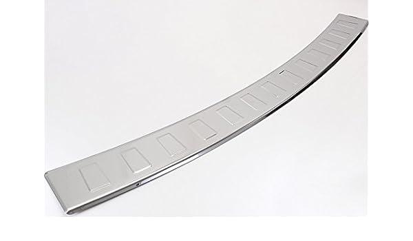 Ladekantenschutz aus Edelstahl mit Abkantung Schutz  Sto/ßstange von Phil Trade