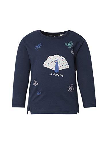 TOM TAILOR für Mädchen T-Shirts/Tops Langarmshirt mit