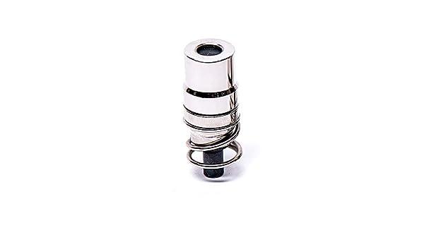 Knopfpresse zum beziehen von Kn/öpfen//Knopfrohlingen mit Stoff und feinem Leder Knopfmaschine
