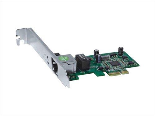 Netis AD 1103, Adaptador Gigabit de Puerto Ethernet PCI E con Soporte de Perfil bajo y Completo