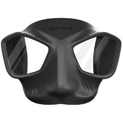 Mares Unisexe Masque Viper Lunettes de plongée Adulte Noir