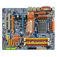 Gigabyte GA-P35-DQ6 - Carte-m?re - ATX - iP35 - LGA775 Socket - UDMA100, SATA-300 (RAID) - Gigabit Ethernet - FireWire - audio haute d?finition (8 canaux)