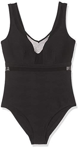 Dorina Damen Seychelles Maillot De Bain Einteiler, Schwarz (Black V00), 135 (Herstellergröße: L 44/46)
