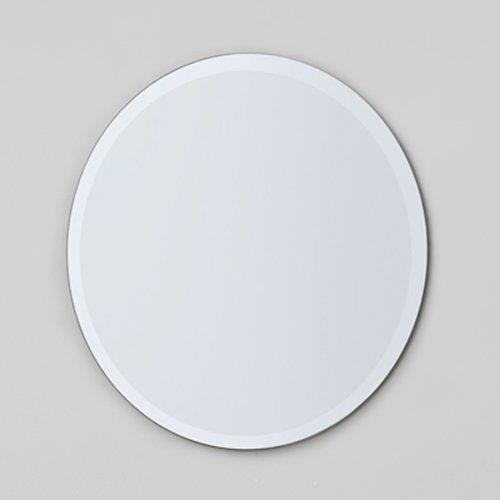Art Ceram Miroir de Salle de Bain Design Rond 80 cm – Fabriqué en Italie