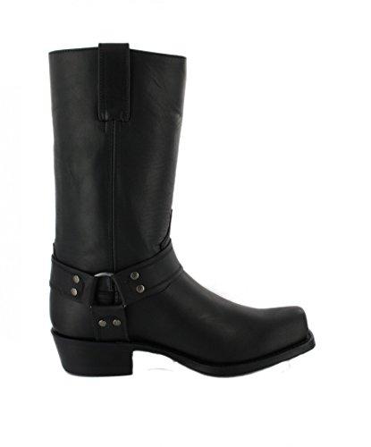 Sendra Boots 8833, Stivali donna multicolore multicolore Nero