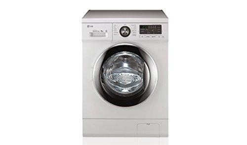 LG FH0G7NDN0 Libera installazione Caricamento frontale 6kg 1000Giri/min A+++ Bianco lavatrice