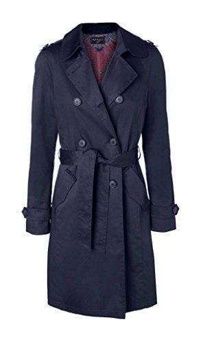 X Apart Blau Damen Mantel dunkelblau Large b7y6vYfg
