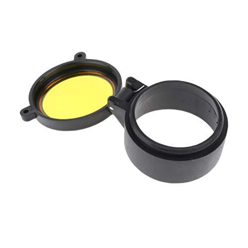 Homyl Teleskopokulares-Kappen-Abdeckung für Monokular-Teleskop-Okular - 39,8 mm