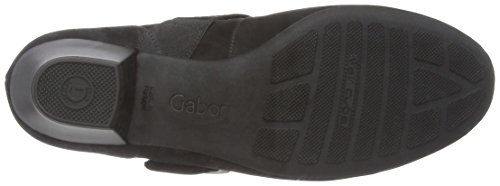 Gabor Shoes - Gabor, mary jane  da donna Nero (Black (Black Nubuck Oil))