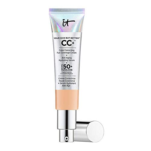 IT Cosmetics Your Skin But Better CC+ Cream with SPF 50+ 32ml (Neutral Medium)