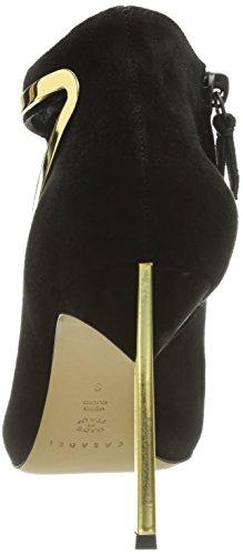 Casadei  Triangle, Bottes Classics courtes, doublure froide femme Noir - Noir