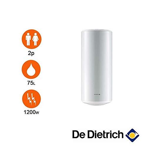 Calentadores agua ceb 75 litros pared dietrich
