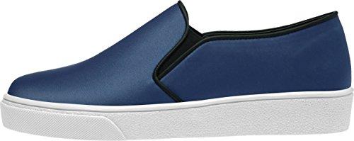 SNRD-Up 131–7 Casual mixte longue antidérapante Ons Baskets chaussures Bleu - 131-Navy