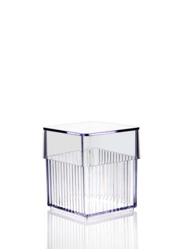Authentics - Boite À Coton Tige Transparente Design Kali Box