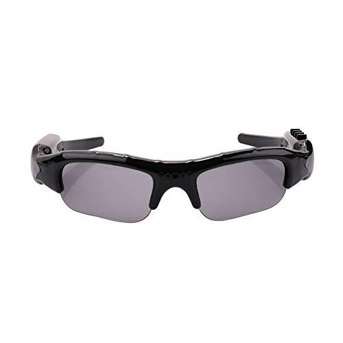 YLOVOW Bluetooth-Sonnenbrillen-Headset, drahtlose Musik-Sonnenbrillen-Headsets kompatibles iPhone Samsung LG und Smartphones PC-Tablets Videorecorder-Sonnenbrillen,NoTF