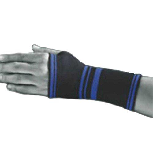 bort 1470 large schwarz ActiveColor Daumen-Hand-Bandage für rechts und links gleich, large, schwarz