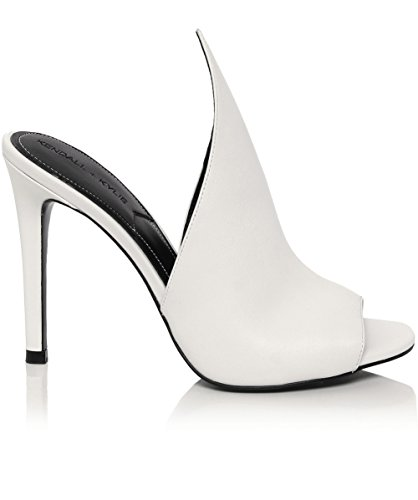 Kendall + Kylie Kessie Femme Sandales Blanc Blanc