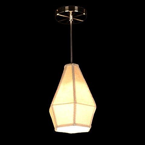 CHJK BRIHT Retro aldea americana Continental luces colgantes de Salón Dormitorio Cocina Hotel por habitación Niños oficina creativa del grabado de luz colgantes luces colgantes paisaje colgantes