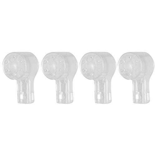 NAttnJf 2 4   8Pcs Cubierta de protección para la cabeza del cepillo de  dientes 2278bb1e40a3