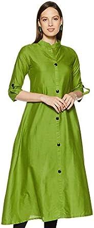 CIDA Women's Rayon Cotton Regular K