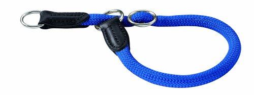 Artikelbild: Hunter Dressurhalsung Freestyle Blau Größe: 50 cm
