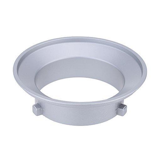 Godox SA-01-BW 144mm Durchmesser Montageflansch Ring Adapter für Flash Zubehör Passend für Bowens