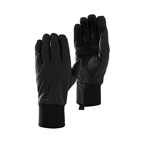 Mammut Herren ALatviara Handschuhe, Schwarz, 11