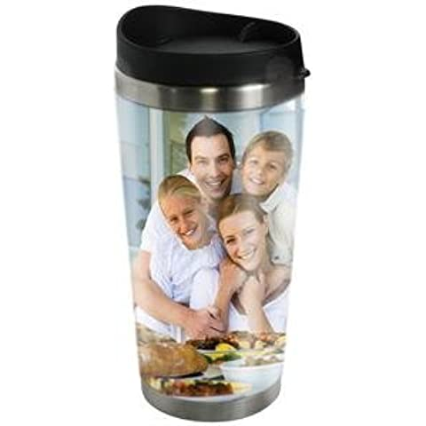 12 oz. Photo Stainless Steel Tumbler - by