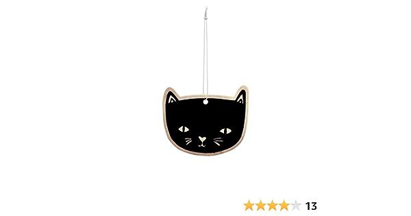 Grindstore Lufterfrischer Black Cat Vanille Duftend Küche Haushalt