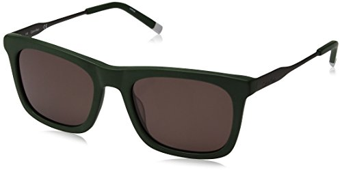 Calvin Klein 205W39nyc Herren Wrap Eye Sonnenbrille, Black, 54 Calvin Klein-wrap