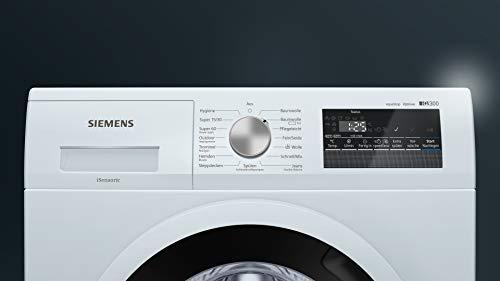 Siemens iQ300 WM14N140 Waschmaschine / 6,00 kg / A+++ / 137 kWh / 1.400 U/min / Schnellwaschprogramm / Nachlegefunktion / aquaStop mit lebenslanger Garantie / - 5