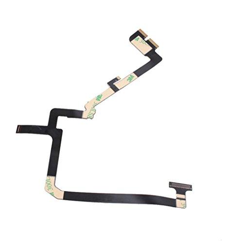 Ularma Flexible Cardan Cinta Plana Flex Cable Bricolaje Repuesto para DJI Phantom 4 Pro