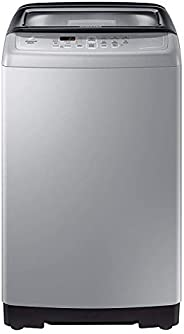 Samsung 6.5 kg Fully-Automatic Top Loading Washing Machine (WA65A4002VS/TL, Imperial Silver, Center Jet Techno