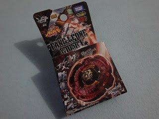 Takara Tomy Beyblade 4D WBBA Limited Edition Fang Leone W105R²F Burning Claw