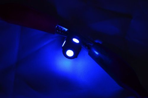 2-new-xenon-5smd-led-side-light-blue-bulb-t10-w5w-501-interior-exterior-bulbs