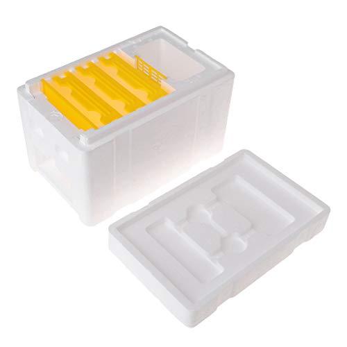 planuuik Bienenbestäubungsbox Imkerbox Ausrüstung Startseite Bienenstock Werkzeuge Gartenernte Wie Abbildungen Gezeigt