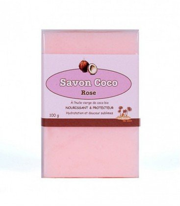 Savon Coco/Rose