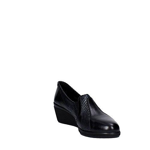 Cinzia Soft IV6098-C 001 Mocassin Femme Noir