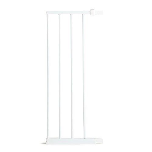 Munchkin Lindam Extensión para barrera de seguridad, Blanco, 28 cm