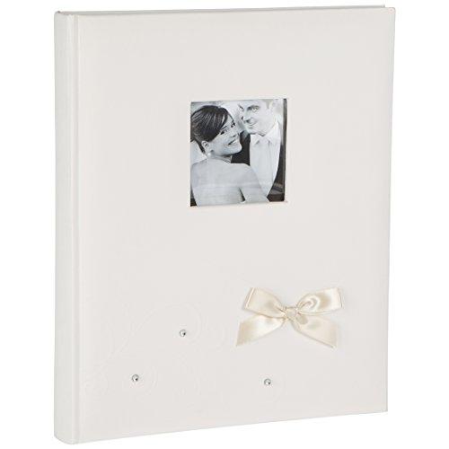 Levivo Hochzeits-/Pärchen-Fotoalbum mit 30 Seiten, ca. 25 x 30 cm