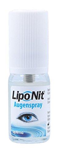 Lipo Nit Augenspray Sprayflasche 10ml - Einzelflasche