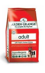 Arden Grange Adult Dog with Fresh Chicken & Rice 15kg 15000g from Arden Grange