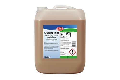 Schmierseife flüssig - Fußbodenreiniger - Reinigen wie ein Profi - 10 Liter...